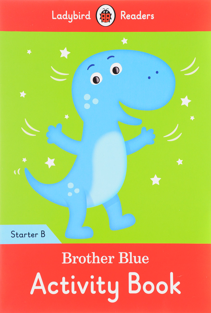 Brother Blue: Activity Book: Starter B doctor panda activity book ladybird readers starter level b