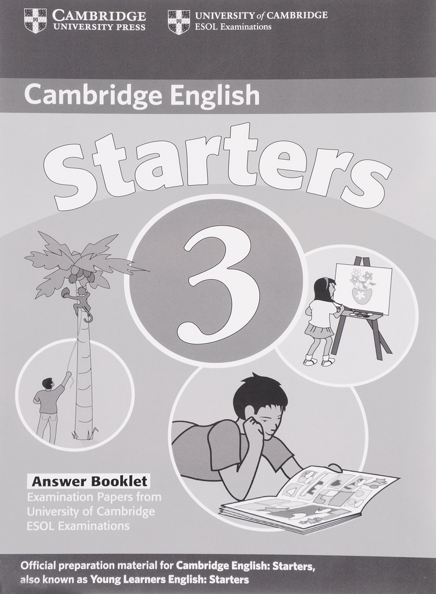 Cambridge Starters 3: Answer Booklet cambridge english empower advanced student s book c1