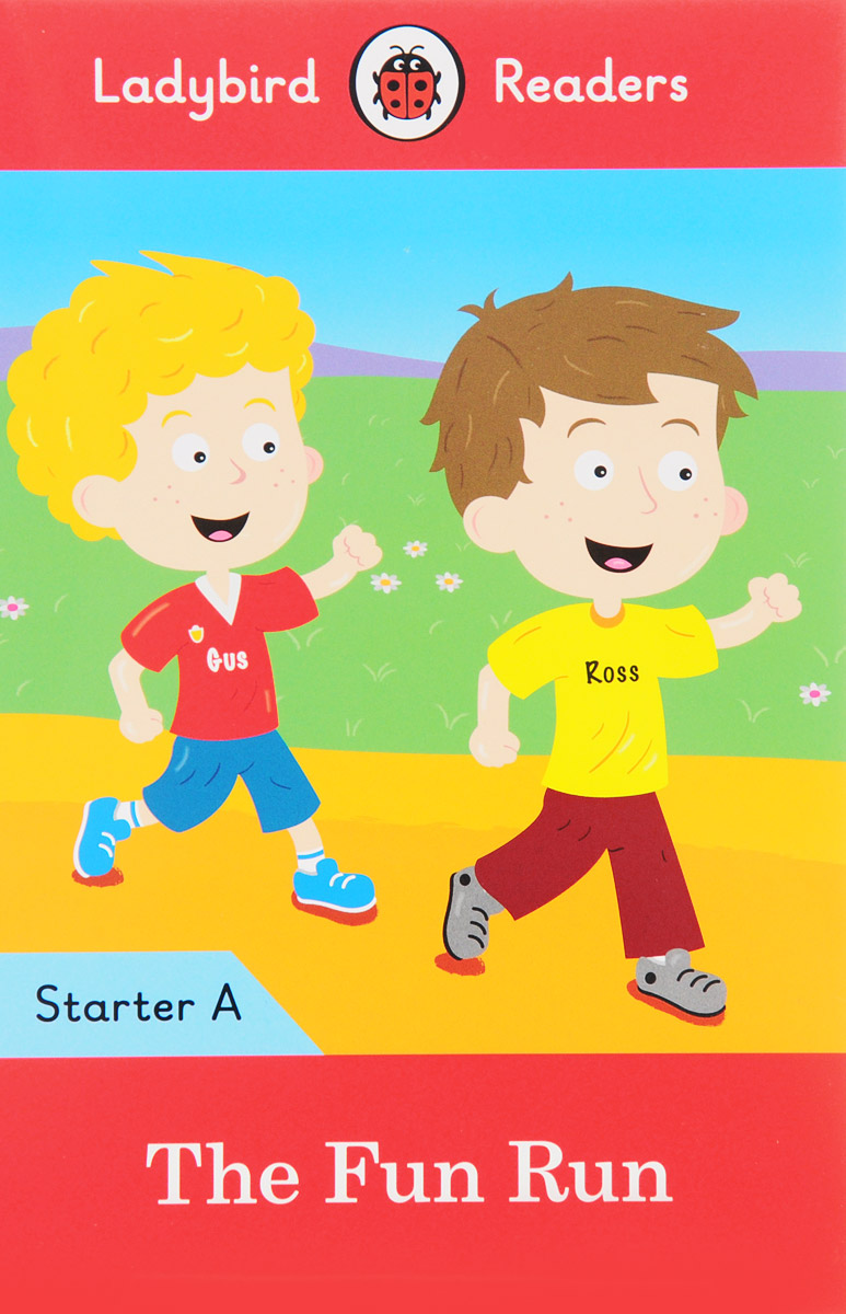 The Fun Run: Starter A driscoll l cambridge english skills real reading 3 with answers