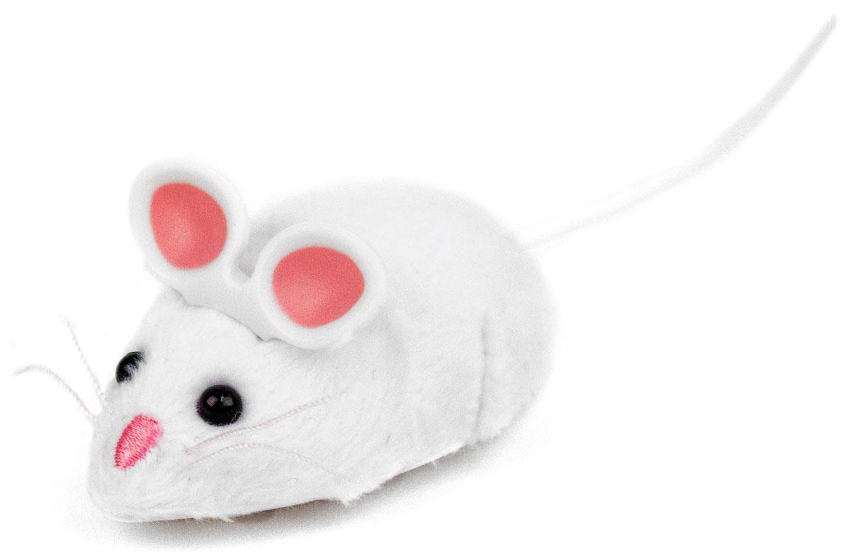 Hexbug Микро-робот Mouse Cat Toy цвет белый bluetooth mouse designer