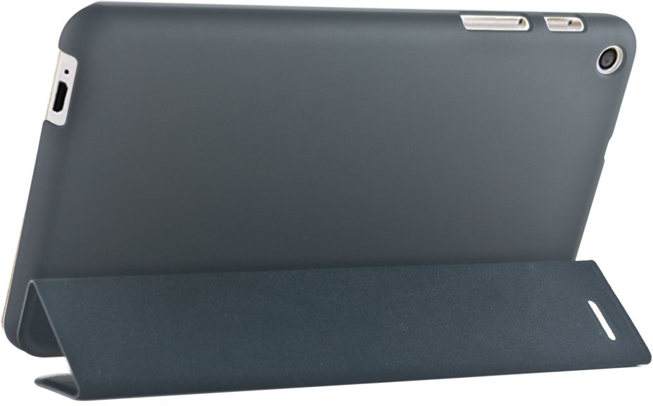 IT Baggage чехол для Huawei MediaPad T3 8, BlackITHWT3805-1Чехол IT Baggage надежно защищает планшет Huawei MediaPad T3 8 от случайных ударов и царапин, а так же от внешних воздействий, грязи, пыли и брызг. Крышка используется как подставка по устройство. Чехол обеспечивает свободный доступ ко всем функциональным кнопкам.