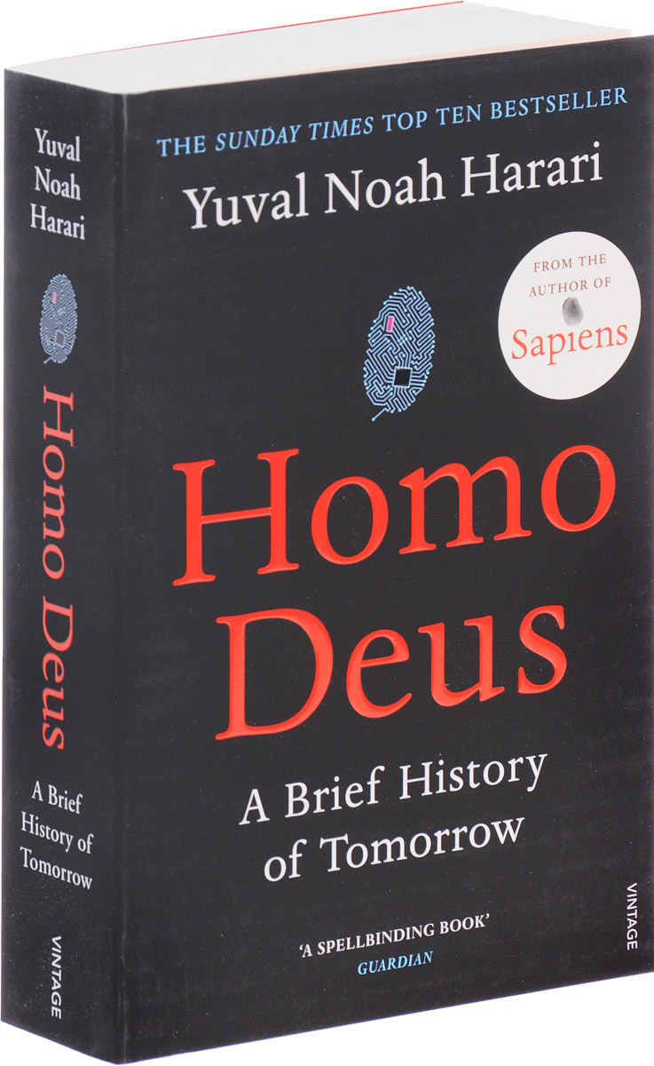 Homo Deus: A Brief H...