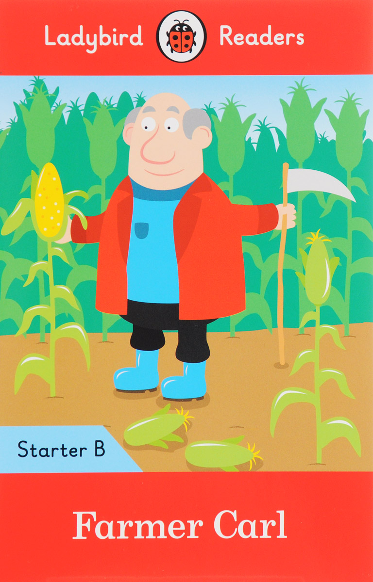 Farmer Carl: Starter B doctor panda activity book ladybird readers starter level b