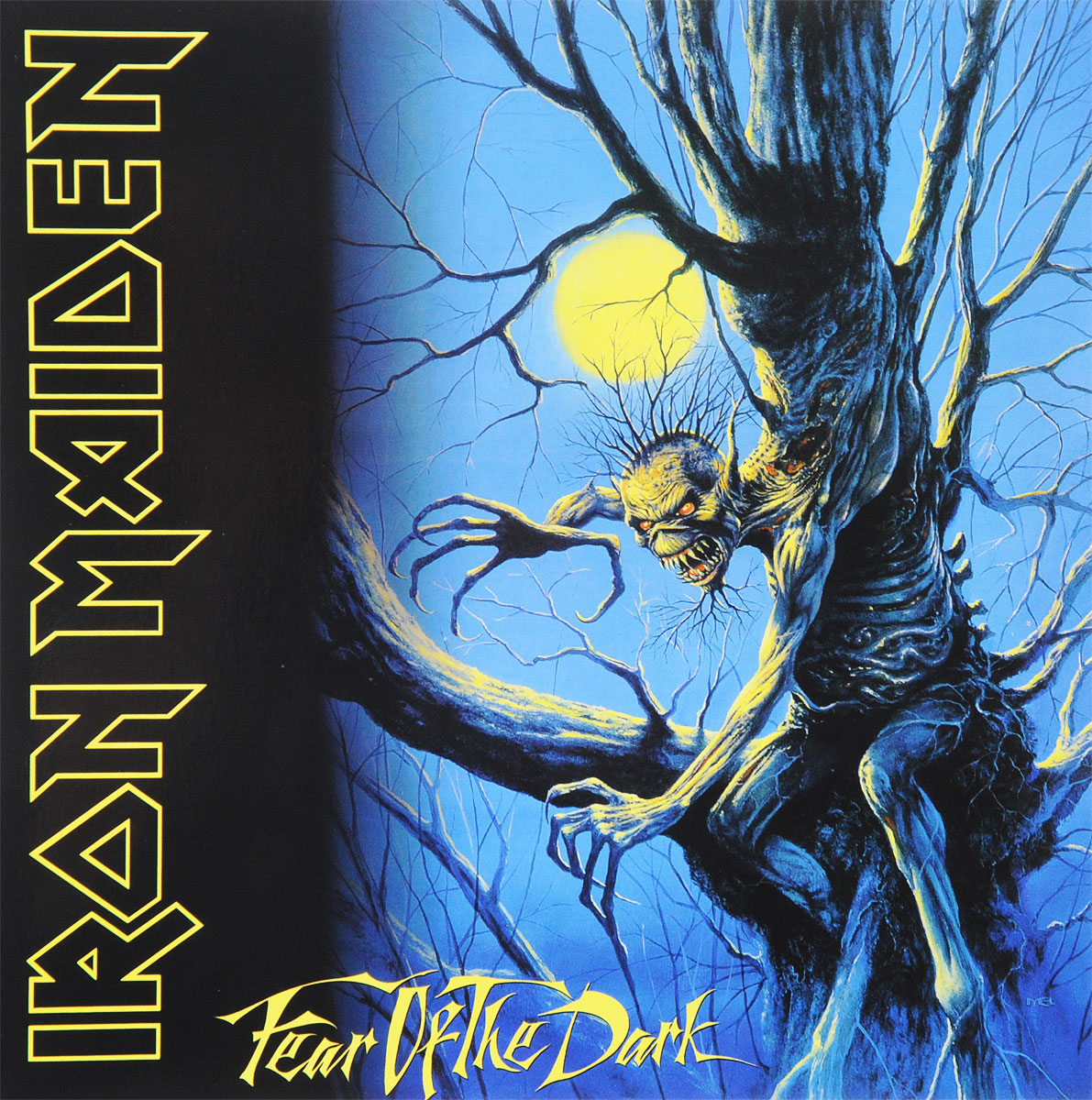 Iron Maiden Iron Maiden. Fear Of The Dark (2 LP) cd диск iron maiden from fear to eternity the best of 1990 2010 2 cd