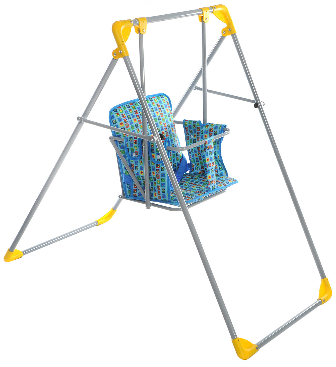 Фея Качели Чарли цвет голубой желтый - Игры на открытом воздухе