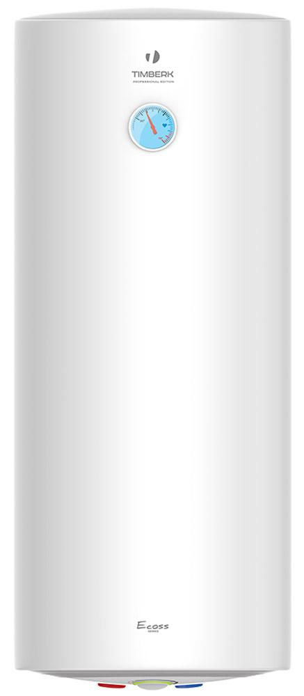 Timberk SWH RS1 80 VH накопительный водонагревательSWH RS1 80 VНЭлектрический накопительный водонагреватель Тimberk SWH RS1 подготовит большое количество горячей воды и будет поддерживать заданную температуру автоматически. Он идеально подходит для снабжения горячей водой загородных домов, коттеджей, бань и прочих индивидуальных бытовых помещений.Новая технология крепления крышек водонагревателя Hidden Force делает его дизайн неповторимым благодаря отсутствию швов на фронтальной поверхности водонагревателя. Прочный стальной корпус покрыт белоснежной матовой эмалью. Эргономичная панель управления, выполнена в пастельных тоннах. В режиме нагрева световая индикация светится ярко-розовым светом, в обычном режиме - модным голубым светом.Водонагреватель имеет равномерный нагрев воды благодаря оптимизированной системе переливов. Высокий уровень энергоэффективности достигается с помощью слоя высококачественной теплоизоляции, равномерно без пустот заполняющему внутреннее пространство между корпусом и баками. Реальное снижение теплопотерь благодаря полному отсутствию тепловых мостиков. Позиция терморегулятора расположена оптимально. Онасоответствует наиболее комфортной температуре нагрева воды в баке (+58° (+/-2°С)), а также наиболее эффективному режиму расхода электроэнергии.Внутренние резервуары и все компоненты выполнены из нержавеющей стали SUS 304 толщиной 1,2 ммУвеличенный магниевый анод защищает внутренние резервуары от коррозии и уменьшает количество образующейся накипиМедный нагревательный элемент благодаря специальному защитному покрытию имеет увеличенный срок службы