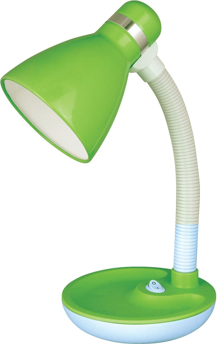 """Настольный детский светильник """"Camelion"""" - яркое решение для местного освещения в детской комнате, на письменном столе школьника. В светильниках используются безопасные и качественные материалы, возможность использования в качестве источника света любую лампу мощностью до 40 Вт (Е27)."""