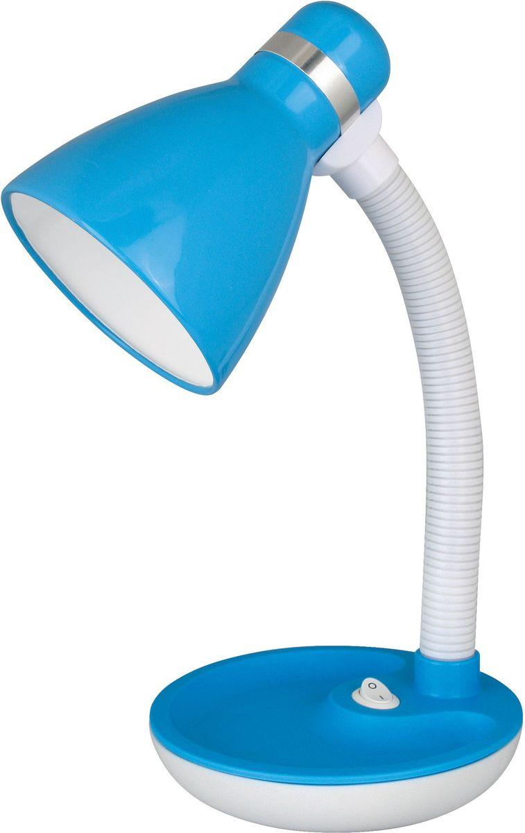 Светильник настольный детский Camelion, 230В, 40Вт, E27. KD-384 C0612613Яркое решение для местного освещения в детской комнате, на письменном столе школьника. В светильниках используются безопасные и качественные материалы, возможность использования в качестве источника света любую лампу мощностью до 40 Вт. (Е27)