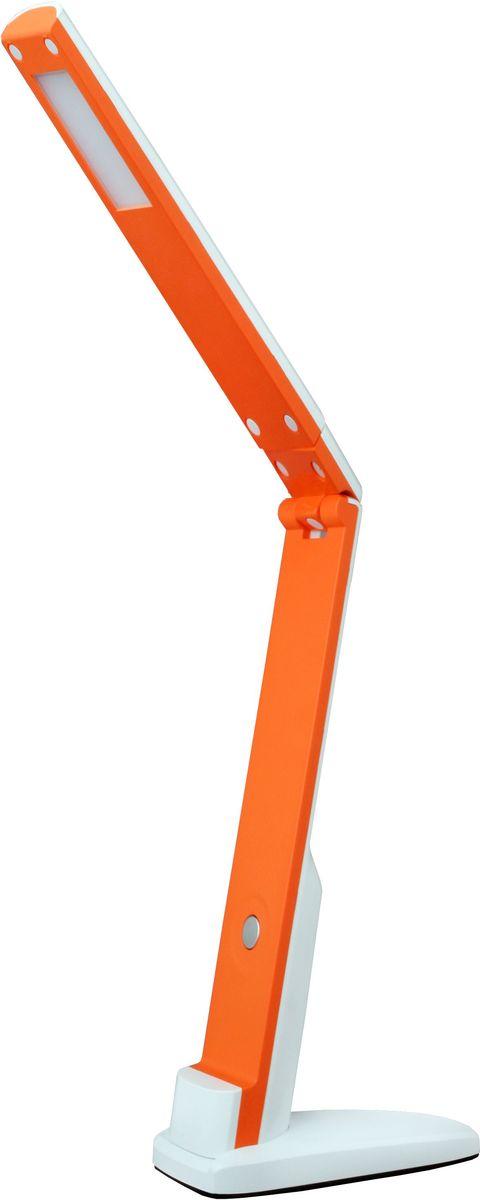 Светильник настольный Camelion, 5Вт, 230В, 400 лм, 4000К. KD-808 C3712720Настольный светильник Camelion - превосходное и современное решение для офиса и дома, лаконичный стильный дизайн. Использование высококачественных материалов и комплектующих, а так же самых современных, безопасных и энергоэффективных источников света.Характеристики.Вид ламп: светодиодная.Направление света регулируется стойкой.Максимальная мощность ламп: 5 Вт.Электропитание: от сети 230 В.