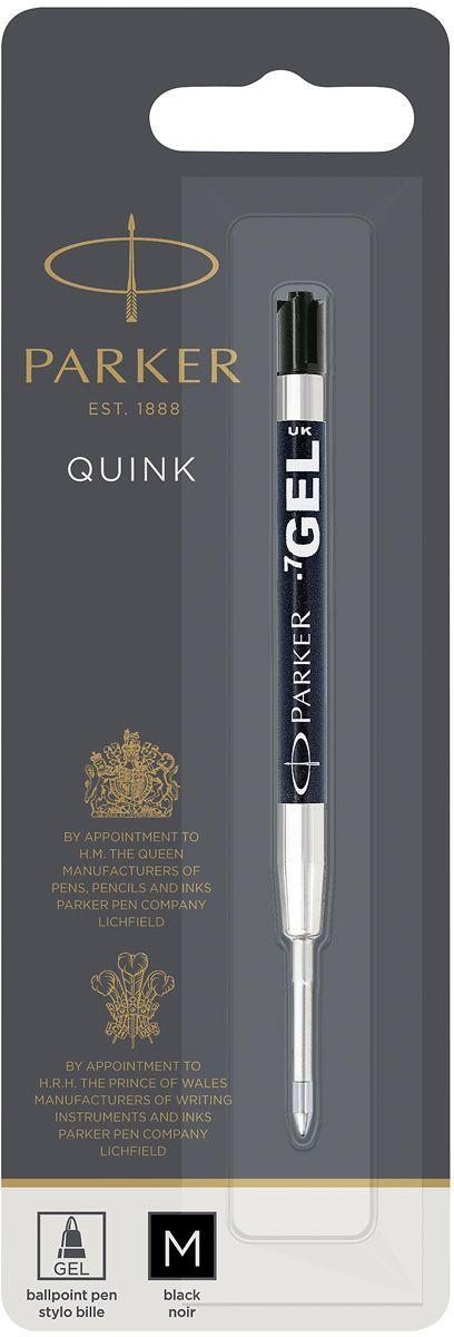 Parker Стержень гелевый для шариковых ручек цвет чернил черный