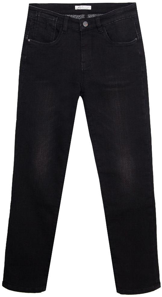 Брюки для мальчиков Vitacci, цвет: черный. 1171260F-03. Размер 1461171260F-03Брюки-джинсы утепленные на мальчика.