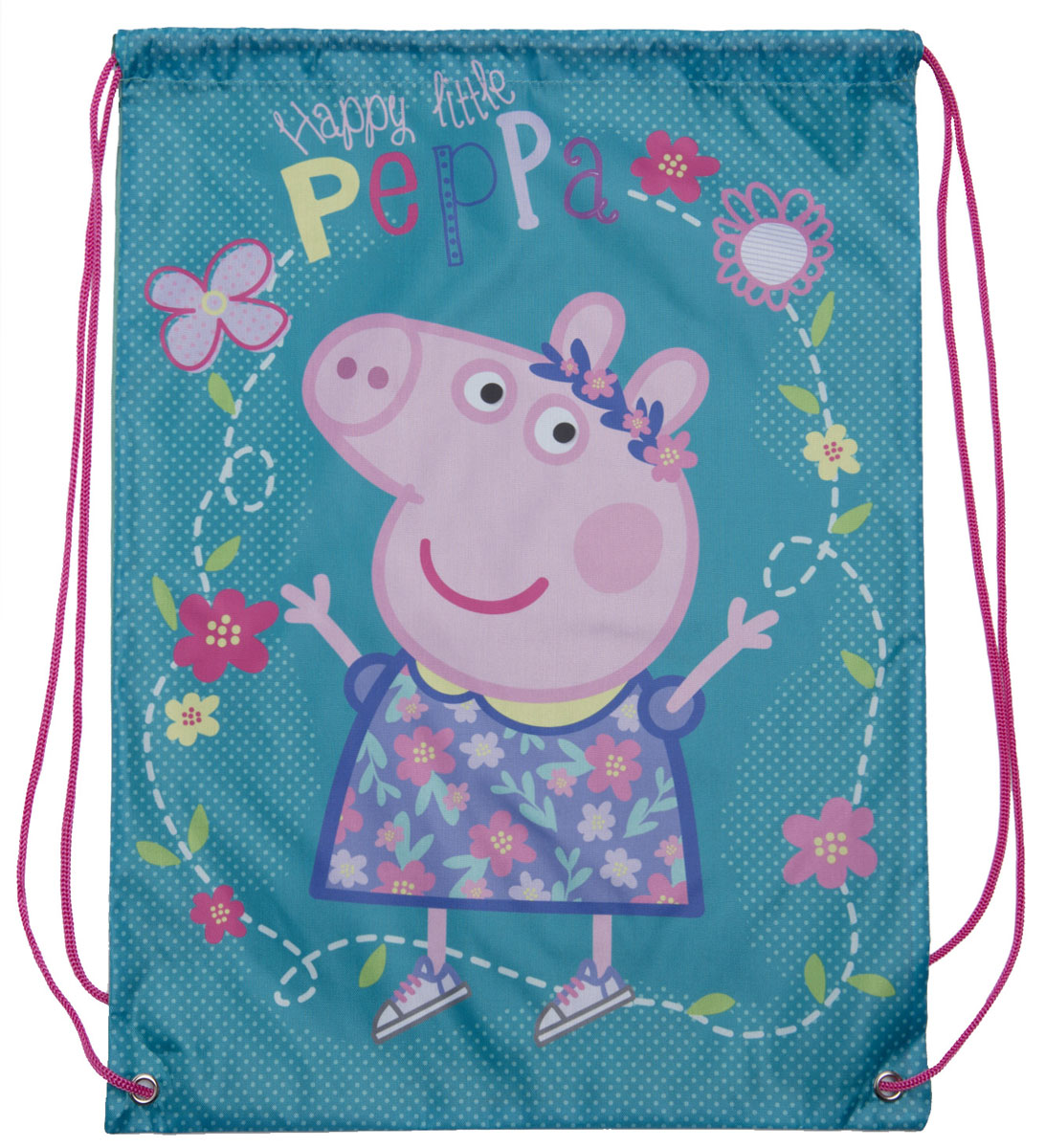 Peppa Pig Мешок для обуви Свинка Пеппа