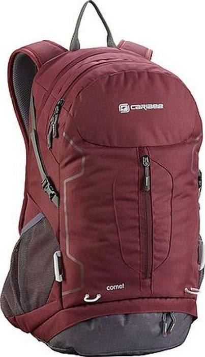 Рюкзак Caribee Comet, цвет: бордовый, 32 л рюкзак caribee comet черный 32 л