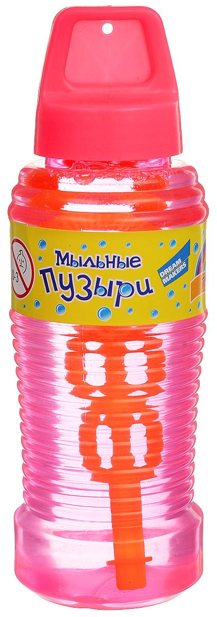 Мыльные пузыри Dream Makers  Пузырьмеч , цвет: розовый, 150 мл -  Мыльные пузыри