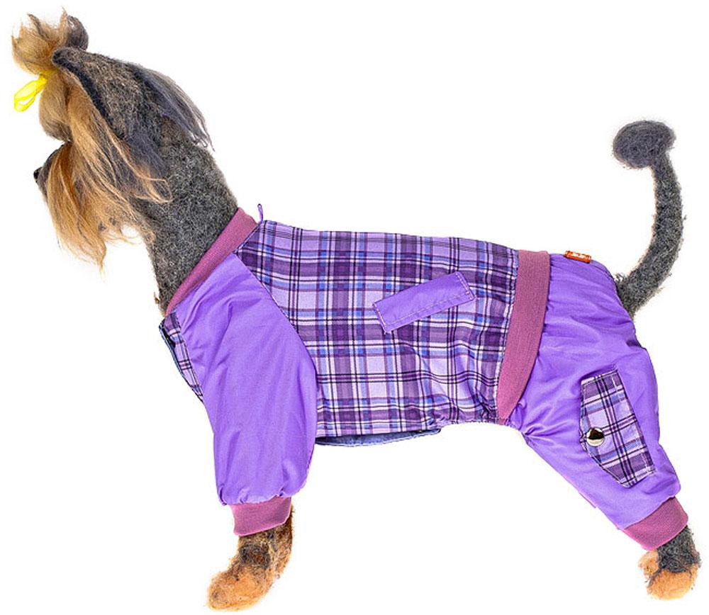 "Комбинезон для собак Happy Puppy ""Ультра"", унисекс. Размер M"