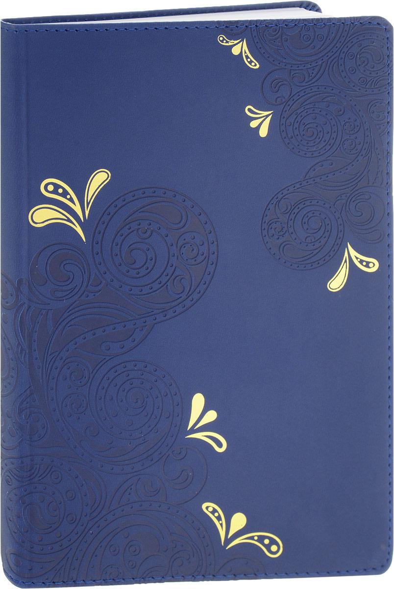 Brauberg Бизнес-блокнот Orient 128 листов в клетку цвет темно-синий125236_темно-синийБизнес-блокнот Brauberg Orient - незаменимый атрибут современного человека, необходимый для рабочих и повседневных записей в офисе и дома.Обложка блокнота выполнена из износоустойчивой искусственной кожи, прошитой по периметру. Блокнот с закругленными уголками содержит 128 листов формата А5 с разметкой в клетку. Имеет закладку-ляссе.Бизнес-блокнот станет достойным аксессуаром среди ваших канцелярских принадлежностей. Такой блокнот пригодится как для деловых людей, так и для любителей записывать свои мысли, писать мемуары или делать наброски новых стихотворений.