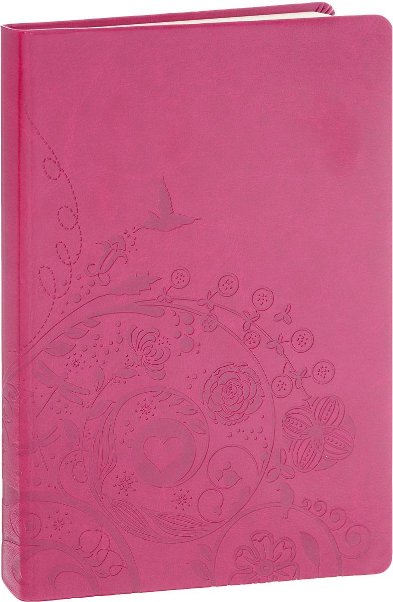 Brauberg Блокнот Feelings 128 листов в линейку цвет розовый125237_розовыйБизнес-блокнот Brauberg Feelings - незаменимый атрибут современного человека, необходимый для рабочих и повседневных записей в офисе и дома.Мягкая интегральная обложка кожа с тиснением. Блокнот с закругленными уголками содержит 128 листов кремовой бумаги формата А5 с разметкой в линейку. Имеет закладку-ляссе.Бизнес-блокнот станет достойным аксессуаром среди ваших канцелярских принадлежностей. Такой блокнот пригодится как для деловых людей, так и для любителей записывать свои мысли, писать мемуары или делать наброски новых стихотворений.