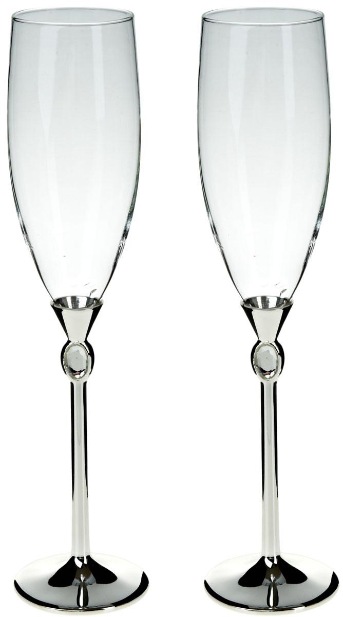 Набор бокалов для шампанского ENS Group Wedding, 200 мл, 2 шт. 5290010 набор бокалов для бренди коралл 40600 q8105 400 анжела