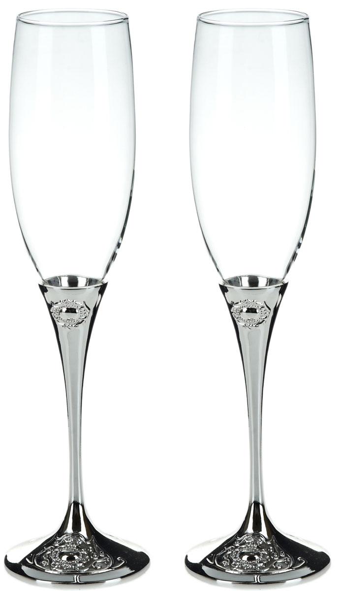 Набор бокалов для шампанского ENS Group Wedding, 2 шт. 5290019 набор бокалов для бренди коралл 40600 q8105 400 анжела
