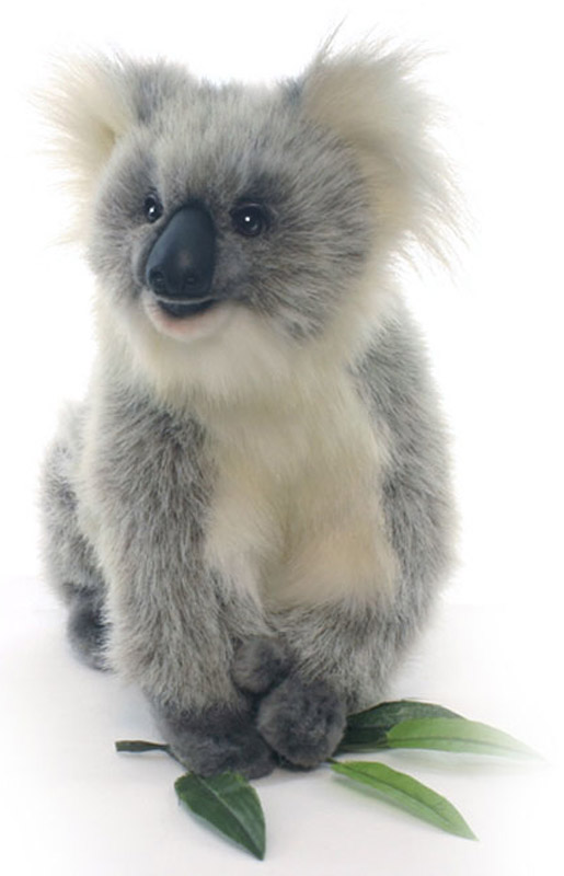 Hansa Мягкая игрушка Счастливая коала 23 см цена и фото