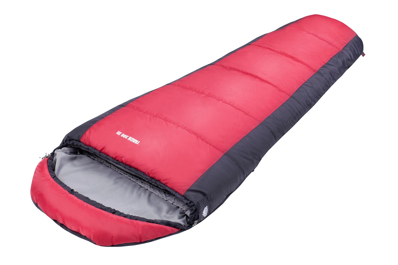 Спальный мешок TREK PLANET Track 300 Jr, цвет: серый, красный, правосторонняя молния70325(н)Комфортный, легкий и удобный спальник-кокон для детей и подростков TREK PLANET Track 300 JR предназначен для летне-осенних поездок на природу и активного отдыха. Самый доступный спальный мешок с лимитом комфорта до 0 градусов.Особенности:Удобный глубокий капюшон,Затягивающаяся шнуровка по краю капюшона,Молния с правой стороны,Молния имеет два замка с обеих сторон,Тепловой ворот,Термоклапан вдоль молнии,Внутренний карман,Небольшой вес,К спальнику прилагается чехол для удобного хранения и переноски.