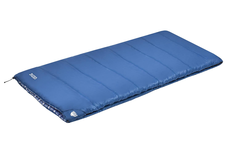 Спальный мешок Celtic, цвет: синий, левосторонняя молния