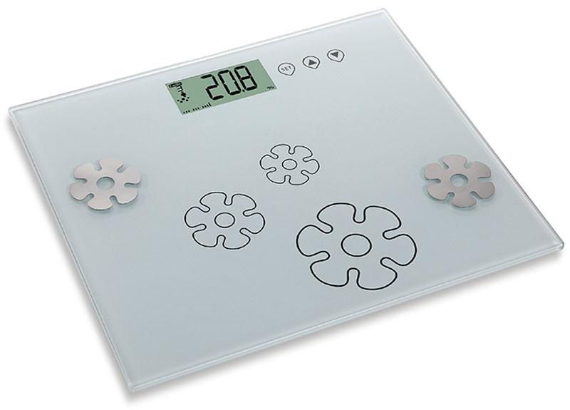 Ves EF961-S32 напольные весыEF961-S32Ves EF961-S32 - напольные весы, выполненные в стильном дизайне. Одновременно с этим вас удивит и функциональность данного устройства: теперь вы легко сможете контролировать свой вес, процентное содержания жировой, мышечной, костной массы и воды в организме, а значит, вести здоровый образ жизни. Платформа выполнена из закаленного стекла толщиной 6 мм.АвтообнулениеВычисление необходимого в сутки количества калорийСенсорное управление