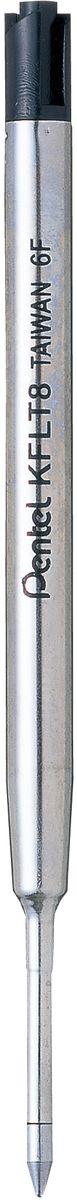 Pentel Стержень для шариковой ручки синийKFLT8-CПродлить жизнь любимой ручки - задача простая. Стержень шариковый для авторучек легко вставляется и заменяется. Иметь комплектзапасных стержней очень практично и удобно. Кроме того, это значительно сэкономит ваши финансы, потому что стержень стоит намногодешевле новой ручки.