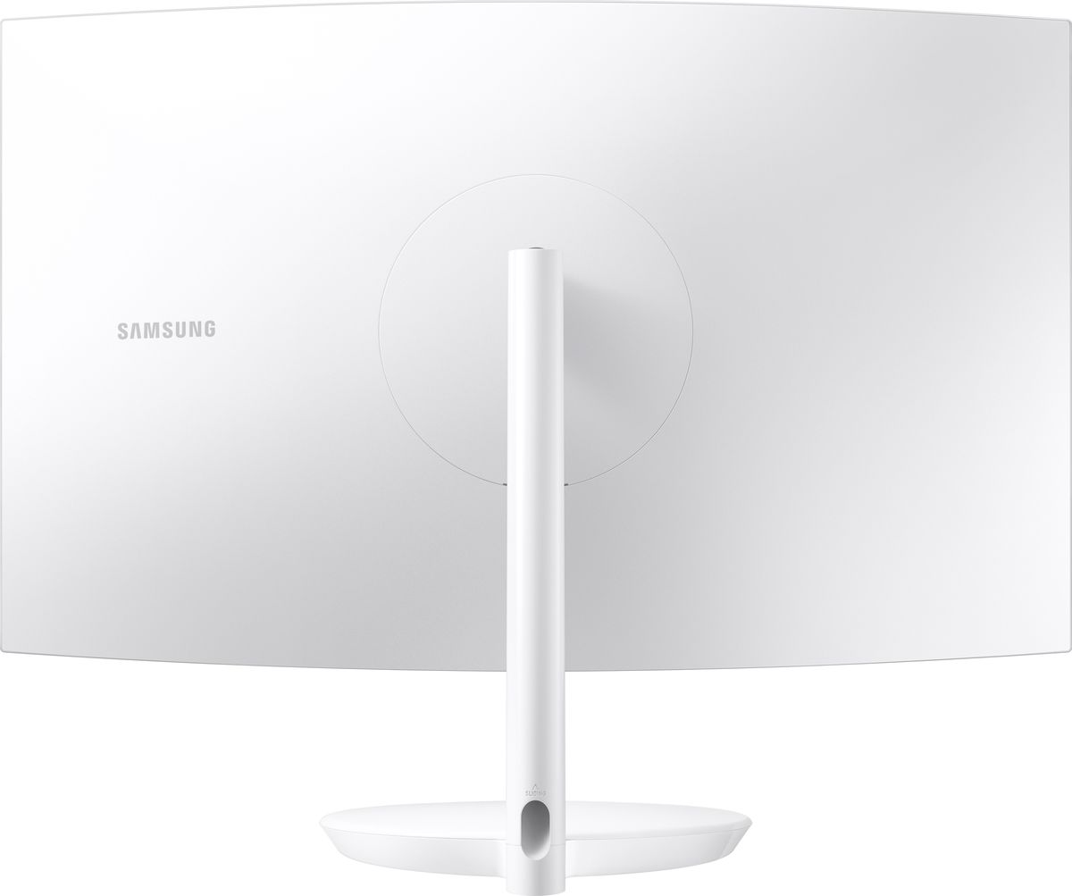 Samsung LC27H711QEI, Whiteмонитор Samsung