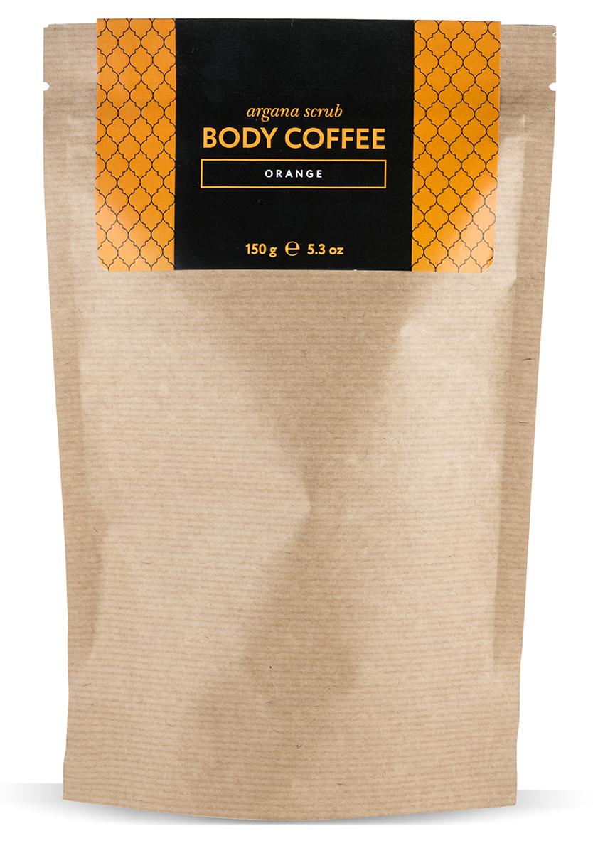 Huilargan Аргановый скраб кофейный, апельсин 150 г2990000004307Аргановый скраб BodyCoffee. Кофе для тела пробудит вашу кожу волшебным ароматом свежезаваренного кофе, наполнит бодростью, подарит тонус и заряд энергии на весь день. Наш скраб состоит исключительно из органических компонентов, все ингредиенты натуральные и получены природным путем, поэтому наш продукт так эффективен. BodyCoffee производится в Марокко. Его основным ингредиентом является колумбийский кофе, который славится своим тонизирующим, лимфодренажным и общеукрепляющим свойством. Тростниковый нерафинированный сахар - питает, отшелушивает и обновляет кожу. Аргановое масло - один из самых дорогостоящих и эффективных компонентов, регенерирующий клетки кожи, стимулирующий выработку коллагена и эластана. Миндальное масло делает кожу бархатной и нежной. Витамины, входящие в состав скраба наполняют каждую клеточку кожи полезными веществами.