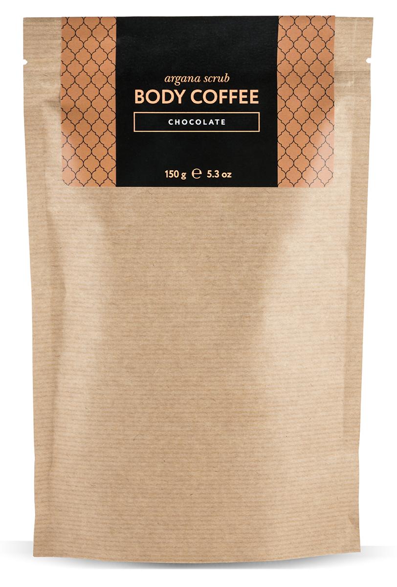 Huilargan Аргановый скраб кофейный, шоколад 150 г2990000004345Body Coffee chocolate- натуральный кофейный скраб на основе органического масла какао несет в себе все волшебные свойства оригинального скраба, а его формула, усиленная маслом какао и настоящими тертыми колумбийскими какао-бобами стала более совершенной и оказывает еще большее воздействие на вашу кожу. Body Coffee chocolate пробудит вашу кожу волшебным ароматом свежезаваренного кофе, наполнит бодростью, подарит тонус и заряд энергии на весь день. Его основным ингредиентом является колумбийский кофе, который славится своим тонизирующим, лимфодренажным и общеукрепляющим свойством. Тростниковый нерафинированный сахар - питает, отшелушивает и обновляет кожу. Аргановое масло - регенерирует клетки кожи, стимулирует выработку коллагена и эластана. Масло какао стимулирует регенерацию клеток и выработку эластана и коллагена, укрепляет кожу, повышает иммунитет. Какао-бобы разглаживают кожу, укрепляют и питают ее, устраняя эффект апельсиновой корки.