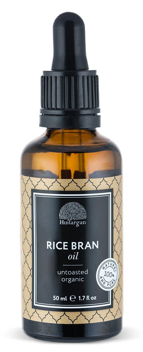 Huilargan Рисовые отруби масло, 50 мл2000000009148Масло рисовых отрубей это уникальный продукт рекомендован для сухой и увядающей кожи. Благодаря глубокому проникновению в кожу, рисовое масло быстро впитывается и попадает в нижние слои эпидермиса. Оно провоцирует выработку эластина и гиалуроновой кислоты; разглаживает уже имеющиеся морщины и не позволяет им закладываться в будущем; выравнивает рельеф, улучшает цвет лица. Благодаря мягкому воздействию и отсутствию аллергенов в составе, продукт используется для ухода за нежной кожей вокруг глаз. Масло питает кожу век, подтягивает ее, разглаживает мелкие морщины и препятствует отечности. Масло рисовых отрубей способствует активизации замерших волосяных луковиц и укреплению корней волос. Также эффективно для устранения перхоти, успокоит раздражение, нормализует жирность кожи головы, поможет справиться с секущимися кончиками.