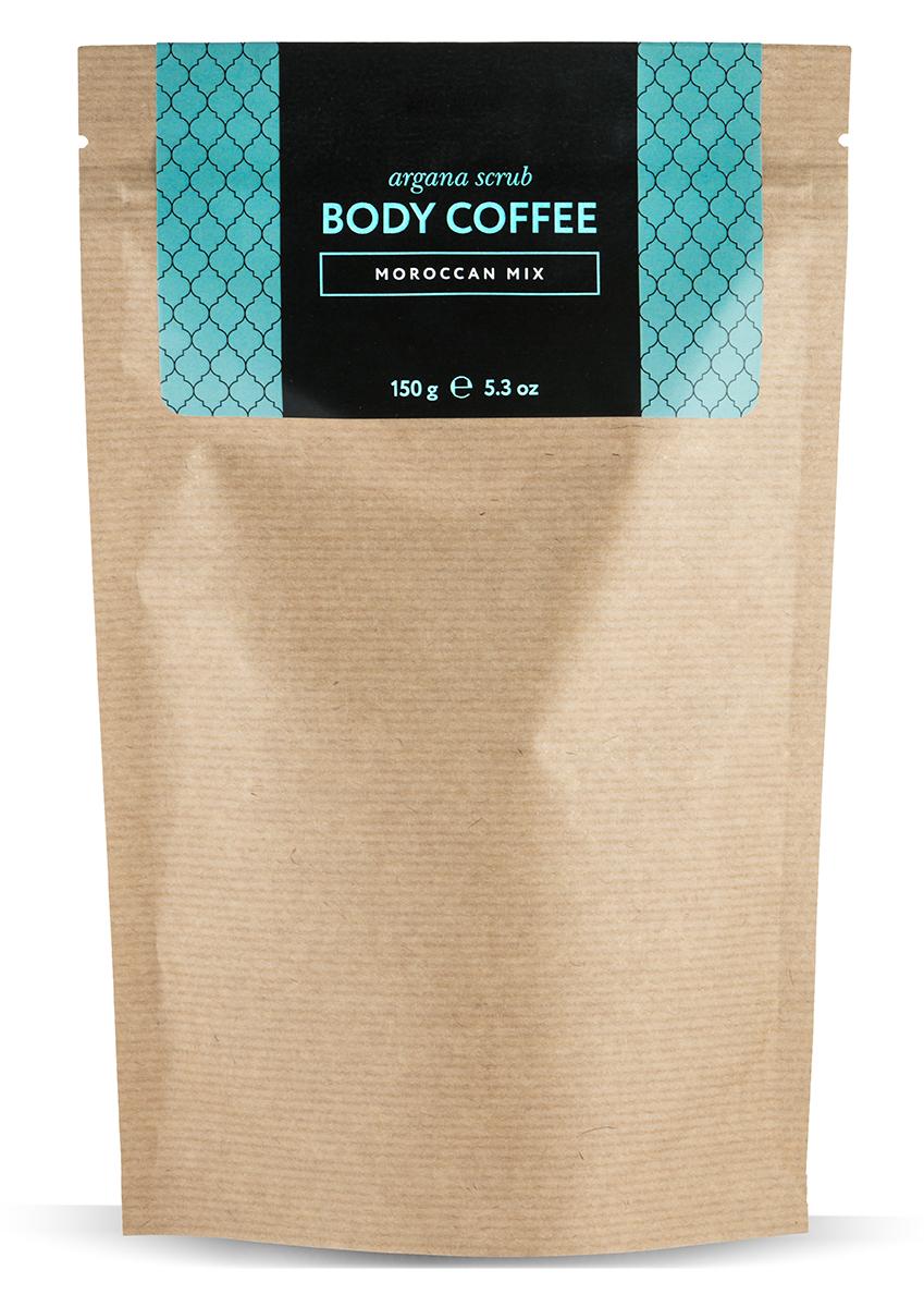 Huilargan Аргановый скраб кофейный, марокканский микс, 150 г2000000012575Вы когда-нибудь пили настоящий марокканский чай? Это потрясающий напиток, который не только потрясающе вкусный, но и невероятно полезен. Мы объединили все полезные свойства марокканского чая и вашего любимого кофейного скраба. И сейчас в ваших руках лимитированный выпуск Body Coffee со вкусом и полезными свойствами марокканского чая. Корица - активный жиросжигающий компонент, активирует клеточное дыхание. Гвоздика - стимулирует кровообращение, обладает антицелюлитным свойством, улучшает кровообращение и укрепляет иммунитет. Мята - выводит токсины, успокаивает нервную систему, подтягивает кожу. Лайм - является природным омолаживающим средством, создает эффект лифтинга и пилинга за счет содержания фруктовых кислот. Кофе для тела пробудит вашу кожу волшебным ароматом свежезаваренного кофе, наполнит бодростью, подарит тонус и заряд энергии на весь день. Аромат этого скраба не оставит никого равнодушным.