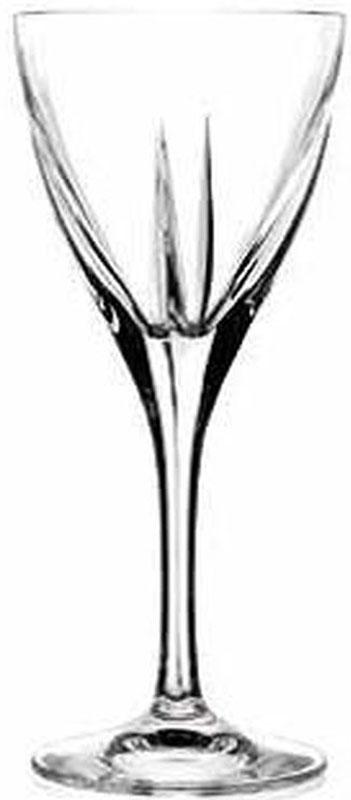 Набор бокалов для вина RCR Фьюжн, 210 мл, 6 шт набор бокалов crystalex ангела оптика отводка зол 6шт 400мл бренди стекло