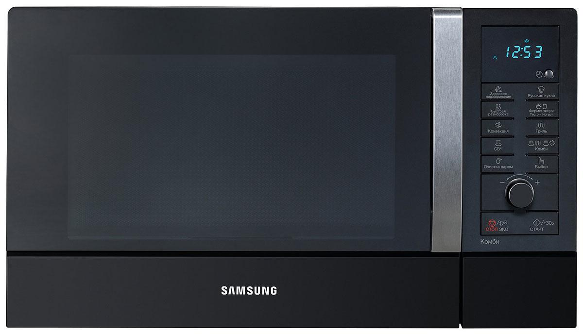 Samsung CE-107MNR-B, Black СВЧ-печь бальное платье
