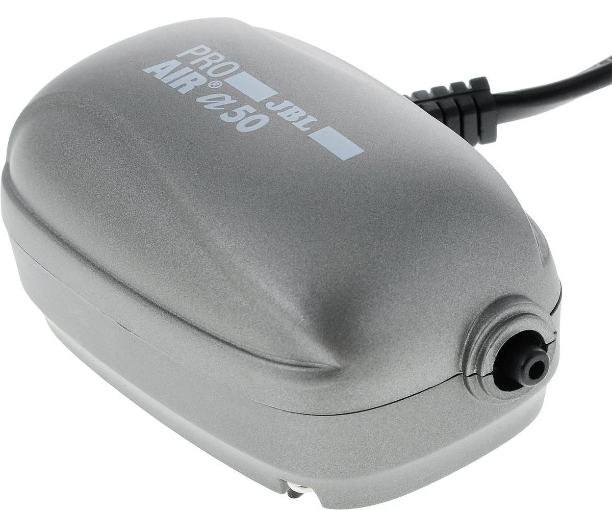 Компрессор JBL ProSilent для аквариума 10-50 л 50 лч