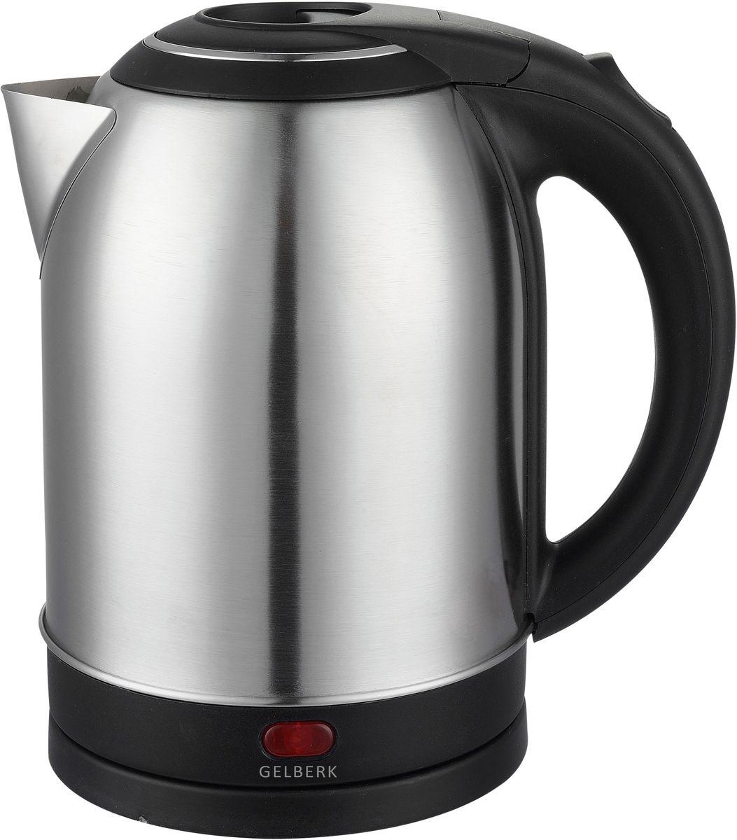Gelberk GL-335, Steel чайник электрический