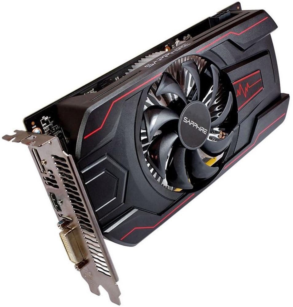 Sapphire Pulse Radeon RX 560 2GB видеокарта11267-02-20GSapphire Pulse Radeon RX 560 - компактная, но в тоже время мощная видеокарта на базе архитектуры GCN 4 поколения.Технология Frame Rate Target Control (FRTC) позволяет настраивать количество кадров в секунду в реальном времени. Эта функция уменьшает потребление графического процессора (полезно для игр, в которых частота кадров намного превышает частоту обновления дисплея), соответственно уменьшая тепловыделение и обороты вентилятора, что дополнительно уменьшает шум видеокарты.Управление частотой кадров ограничивает производительность не только в 3D-сценах, но и в экранных заставках, экранах загрузки и меню, где частота кадров достигает сотен кадров в секунду зачастую без какой-либо необходимости. Пользователи могут установить максимальный уровень ограничения, чтобы избежать нерациональных значений частоты кадров, встречающихся, например, в меню, и при этом извлечь выгоду из времени отклика при частоте свыше 60 кадров в секунду.Технология AMD FreeSync позволяет совместимым видеокарте и монитору динамически менять FPS для достижения идеальной картинки. Она использует возможности стандартного протокола DisplayPort Adaptive-Sync для получения плавной смены кадров на мониторе без артефактов и задержек с максимально возможной производительностью и комфортом.AMD Eyefinity представляет собой технологию, благодаря которой изображение с одной видеокарты можно вывести на несколько экранов. Это сделает игровой процесс более захватывающим, а рабочий процесс более удобным и эффективным (в среднем 42% и больше в некоторых сценариях).Технология AMD Crossfire предназначена для создания мощных игровых станций с несколькими видеокартами. Она позволяет использовать в одной связке 2 и более видеокарт для достижения высочайшей производительности ПК. AMD Crossfire работает для видеокарт разных ценовых диапазонов. Гибкая настройка позволяет выбирать, сколько видеокарт - две, три или четыре - объединить для создания идеальной системы.Под