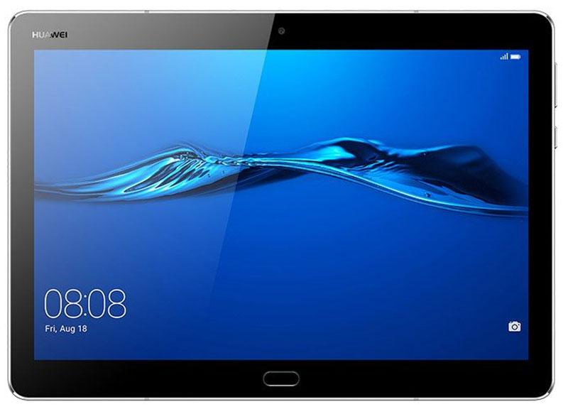 Huawei MediaPadM3 Lite 10 (32GB), Grey luxury cover case for huawei mediapad m3 lite 10 bah w09 bah al00 10 1 funda tablet hand holder flip stand pu leather skin