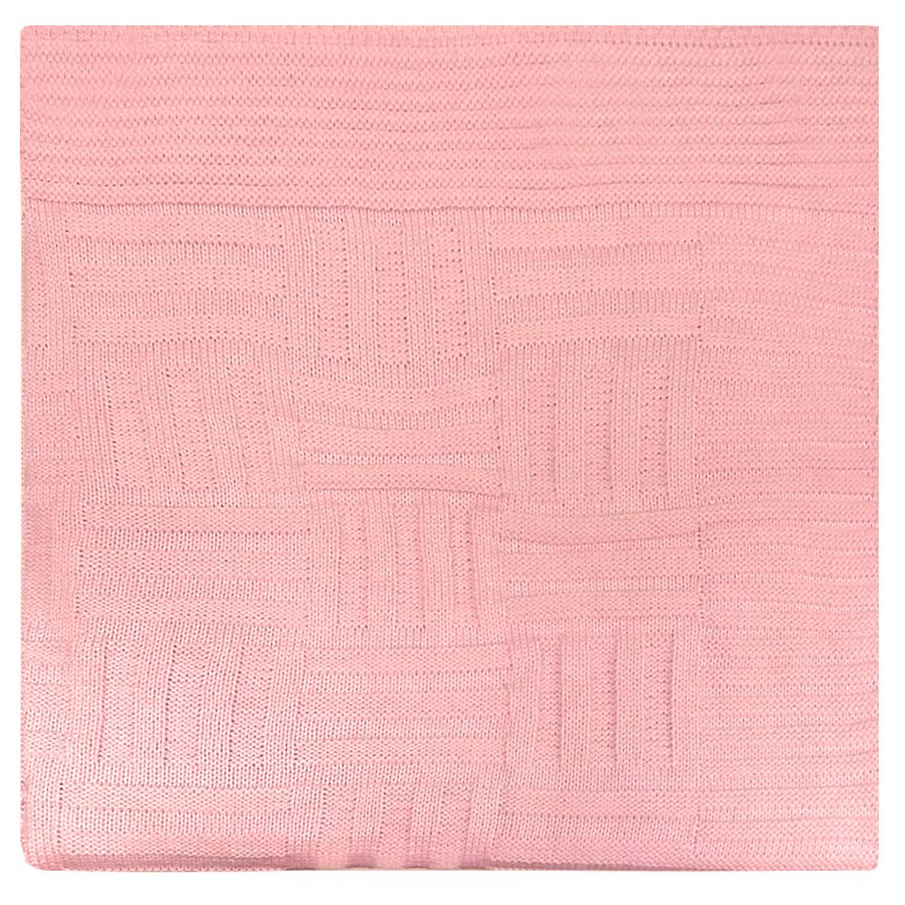 Плед Apolena Rose Quadro, цвет: розовый, 130 х 180 см quadro сумки