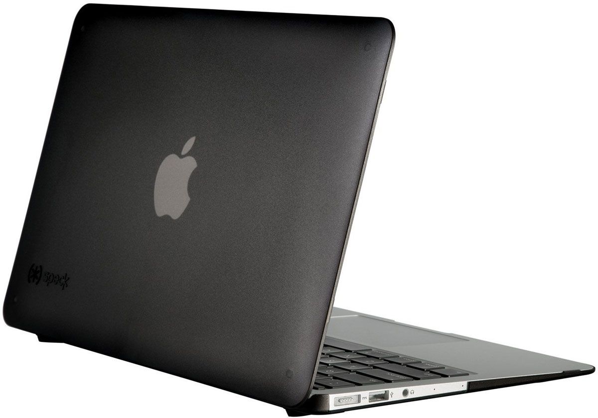 Speck SeeThru чехол для Apple MacBook Air 11, Black71428-0581