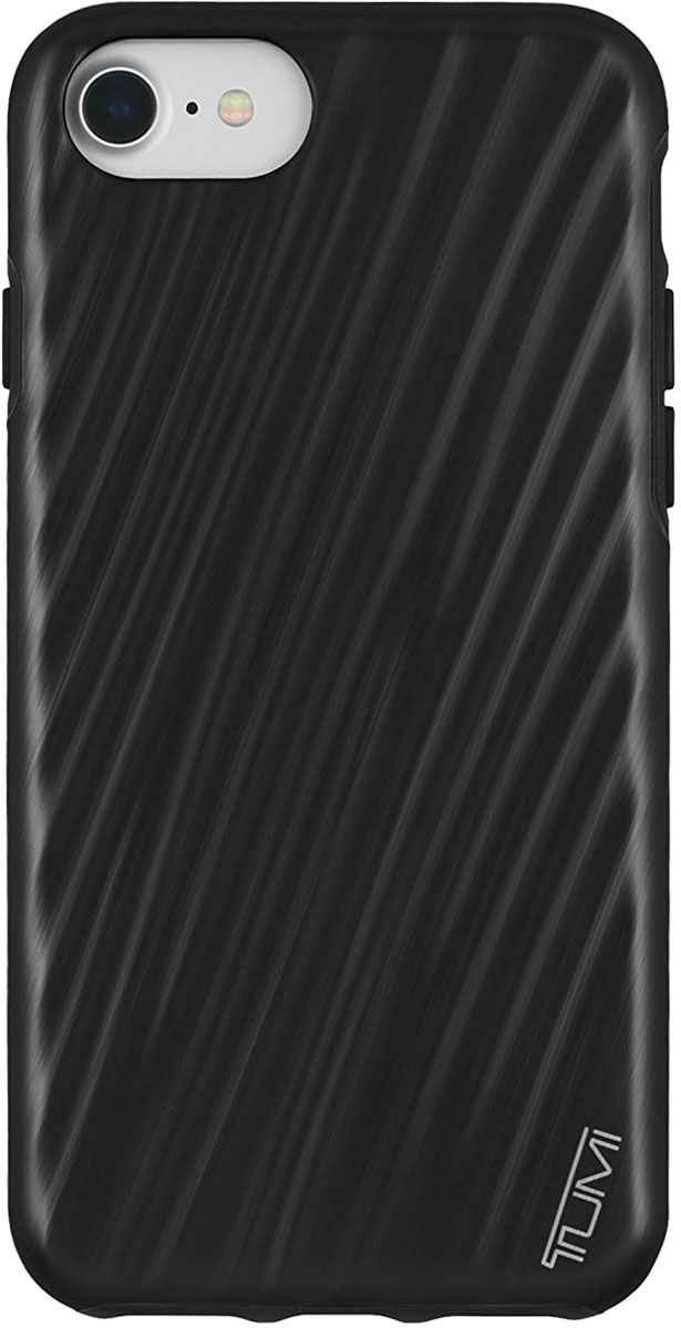 Tumi 19 Degree Case чехол для Apple iPhone 7 Plus/8 Plus, BlackTUIPH-027-MBLK