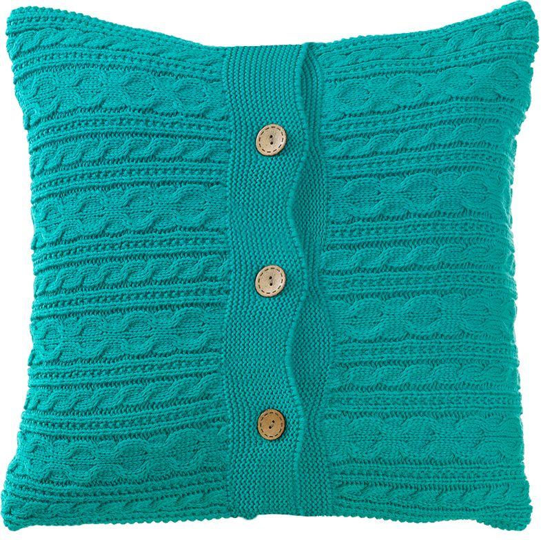 Наволочка декоративная Altali выполнена из акрила. Вязаная подушка в доме - признак уюта и стиля. В отличие от тканевой подушки вязаные изделия более эластичные и структурные. Рисунок вязки гармонично впишется в любой интерьер. Чехол съемный, на пуговицах. Его можно стирать в деликатном режиме, сушить на горизонтальной поверхности.