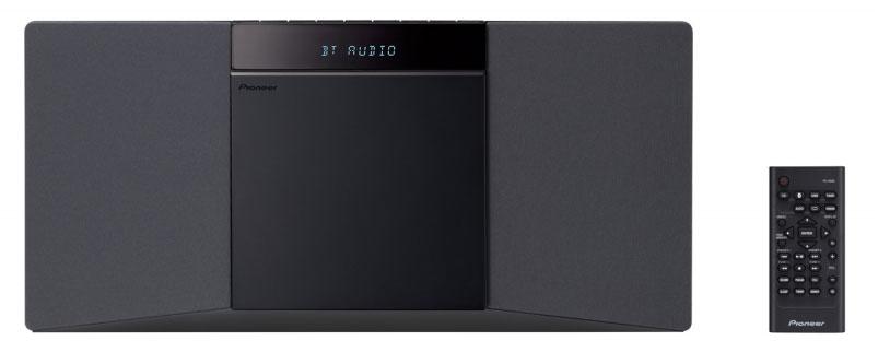 Pioneer X-SMC02-B, Black микросистема - Музыкальные центры