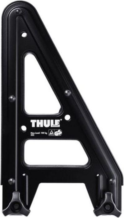Фиксаторы грузовые для стальных дуг Thule, высота 25 см. 4 шт. 502502Thule Load Stop 502 - Прочные грузовые упоры, разработанные совместно с квалифицированными и требовательными рабочими, высота 25 см.