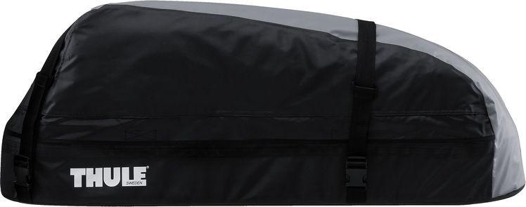 Бокс складной Thule Ranger 90, мягкий, цвет: темно-серый. 601100601100Бокс складной Thule Ranger 90 (мягкий, темно-серый)