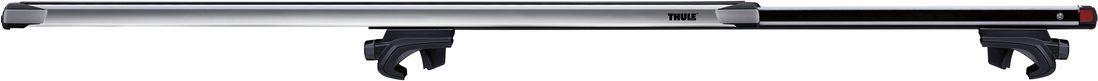 Комплект аэродинамических дуг Thule SlideBar Long, с функцией выдвижения, 162 см. 893893Thule SlideBar 89x - Уникальная, первоклассная грузовая дуга с функцией движения в двух направлениях для упрощения погрузки вещей на крышу.