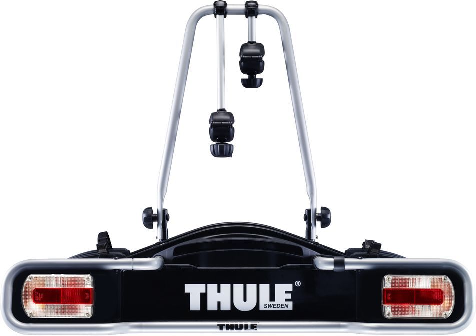 Thule EuroRide 941 - Функциональное крепление на два велосипеда, удовлетворяющее всем основным условиям (для двух велосипедов).    Гид по велоаксессуарам. Статья OZON Гид