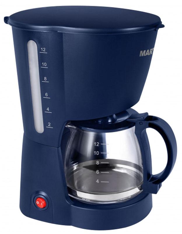 Marta MT-2113, Blue кофеварка