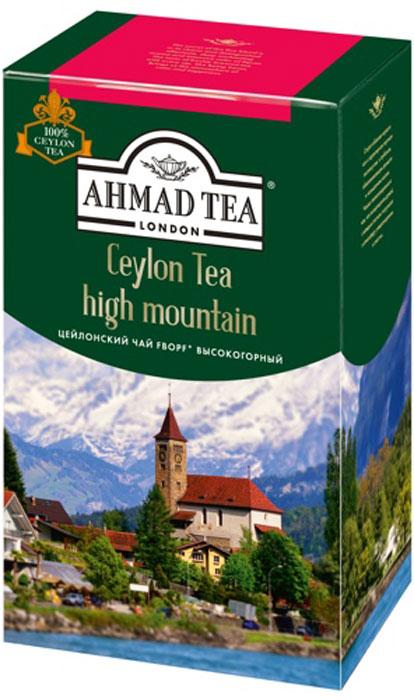 Ahmad Tea Ceylon Tea F.B.O.P.F. черный чай, 200 г ahmad tea weekend collection набор чая в пирамидках 3 вкуса 108 г